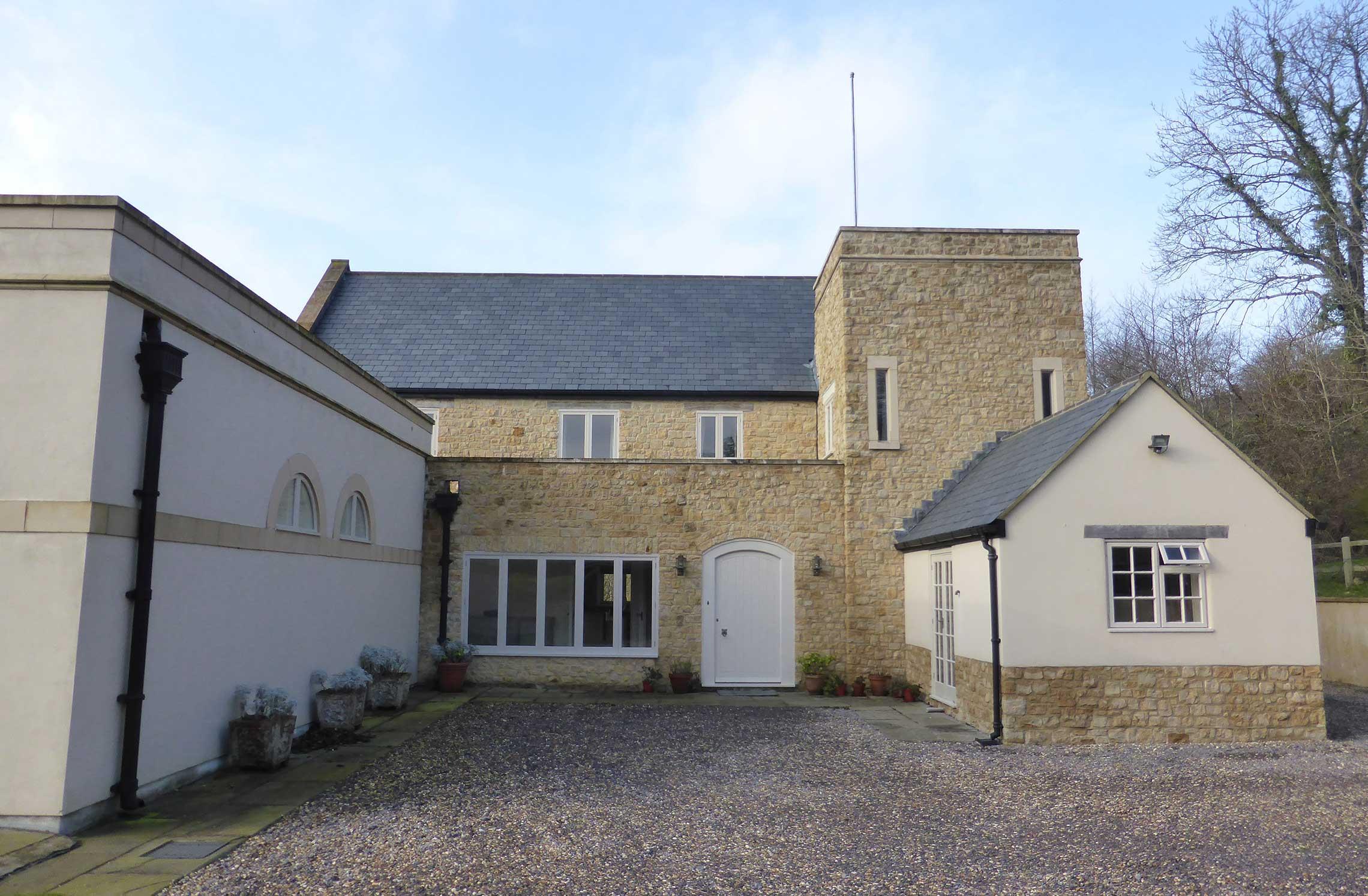 Remodeled Manor House Ben Pentreath Ltd
