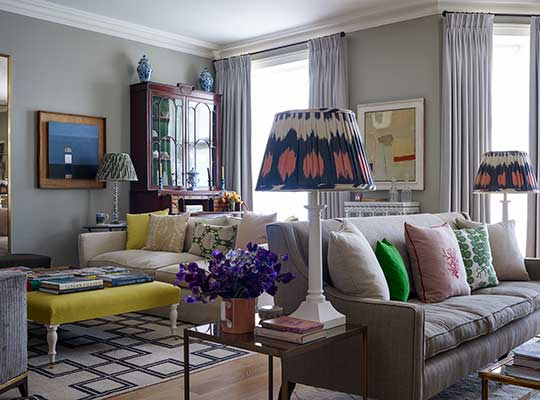 A London Pied a terre. Interiors   Ben Pentreath Ltd
