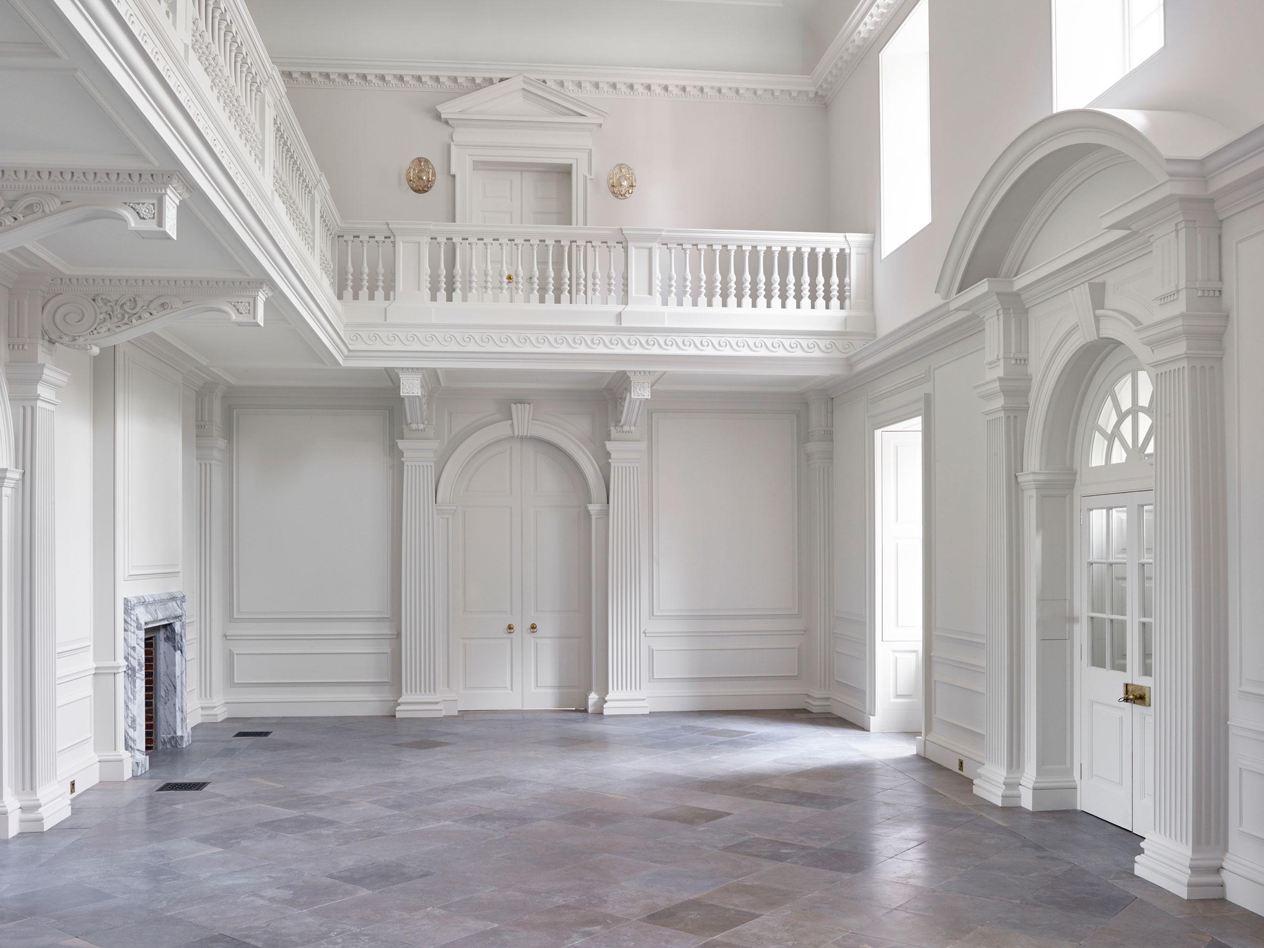 Interiors Ben Pentreath Ltd