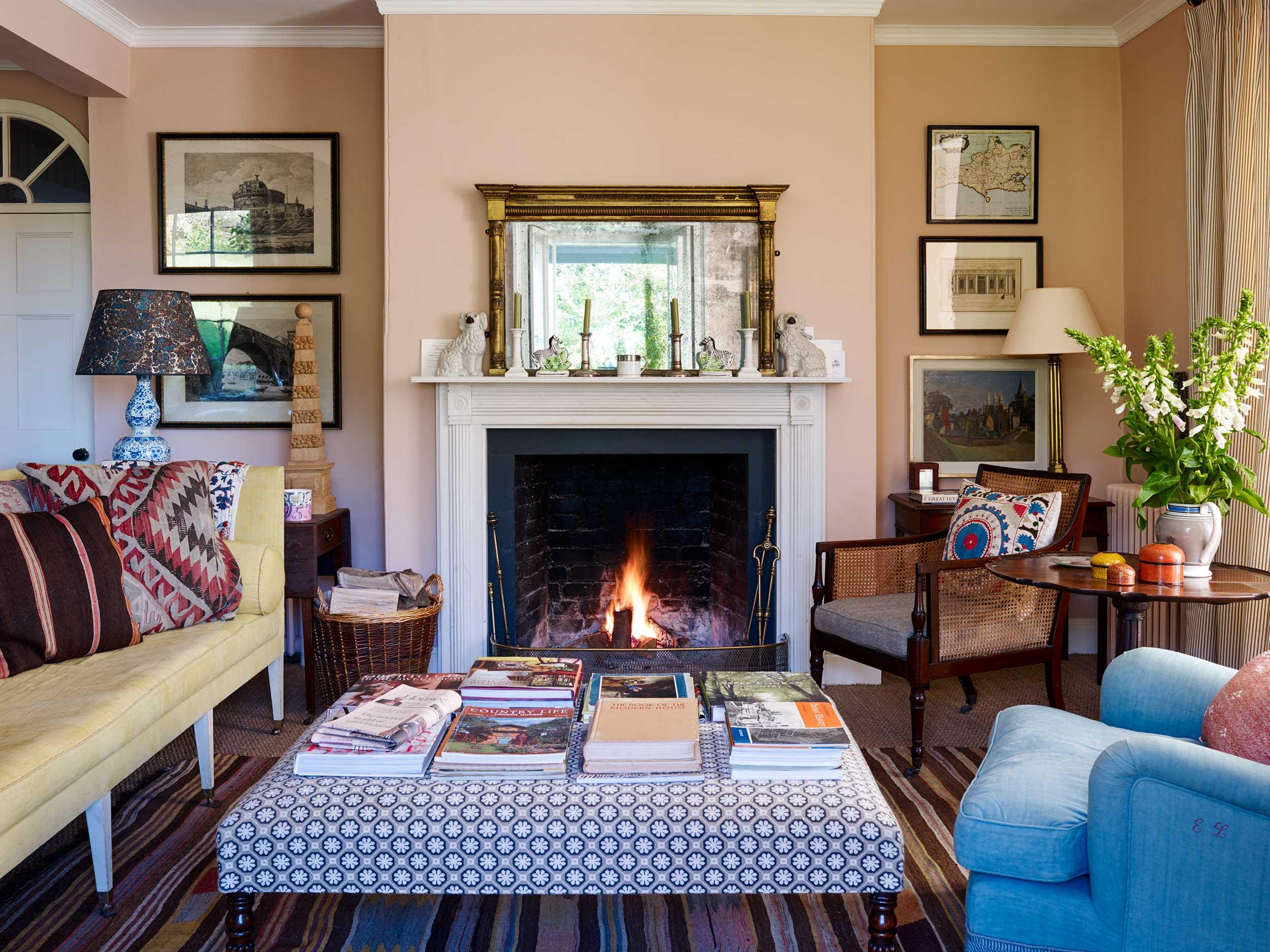 The old parsonage ben pentreath ltd for Home decor uk ltd