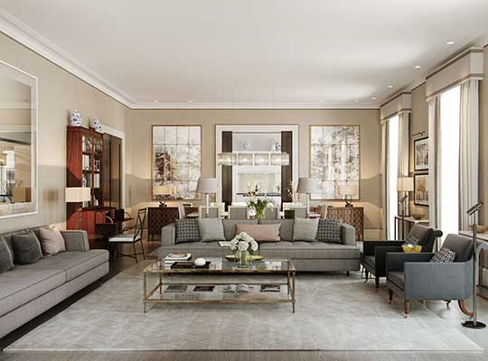 Interiors - Ben Pentreath Ltd